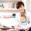40% Працюючих батьків приводять дітей на роботу