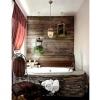 Брутальний акцент в інтер'єрі ванної кімнати