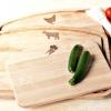 Дерев'яні кухонні дошки виявилися не так вже небезпечні