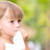 Дитячі вологі серветки викликають дерматит