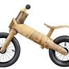 Дитячий ековелосіпед з бамбука