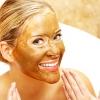 Для ніжної шкіри - маска з шоколаду і вершків