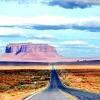 Долина монументів - парк племені навахо