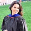 Єва Лонгорія отримала диплом магістра
