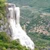 Іерве ель агуа - кам'яний водоспад в Мексиці