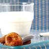 Інжир з молоком від кашлю