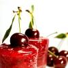 Італійський десерт з вишнею
