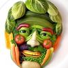 Дивовижний арт з їжі