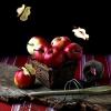 Яблука у фотографіях