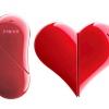 Японці випустили мобільний телефон у формі серця