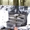 Кадри з фільмів на тлі їх реальних місць розташування