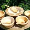Як доглядати за дерев'яним посудом