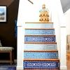 Як прикрасити подступени сходів своїми руками: майстер-клас