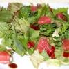Легкий салат з грейпфрутом