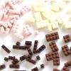 Lego з шоколаду