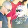 Мадонна позмагалася з Майлі Сайрус мовою
