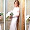 Марія Кожевнікова показала своє вінчальну сукню