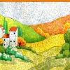 Мозаїка з яєчної шкаралупи
