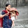 Початок сезону мусонних дощів в азії