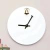 Настінний годинник з дзвіночком
