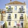 Незвичайні фасади будинків франції