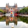 Незвичайні пам'ятники Амстердама