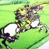 Незвичайні картини на рисових полях