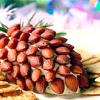 Новорічний салат «кедрова шишка»