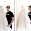 Обдурений чоловік продає весільну сукню для блудниці