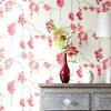 Шпалери в цветочек- цікаві варіанти для дизайну