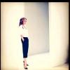 Чарівна харпер бекхем на тижні моди в нью-йорку
