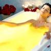 Обмивання п'ятьма нектарами -омолажівающая ванна