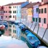 Острів Бурано в венеции