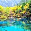 Озеро п'яти кольорів - краса, яку рідко зустрінеш