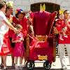 Парад дитячих колясок
