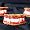 Печиво на хеллоуїн: протези Дракули