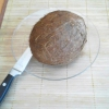 Перший самостійно розколотий кокос