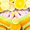 Пілінг-педикюр з фруктовими кислотами