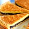 Пиріг з чорносливом і заварним кремом