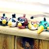 Пластиліновий міні-музей angry birds в Калінінграді