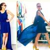 Плаття-трансформер: образ дня