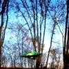 Підводний парк зеленого озера