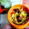 Пісний жюльєн з овочів з рисом