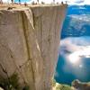 Прекестулен - найкрасивіший стрімчак у світі