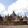 Подорож по острову ява: біля храму Боробудур