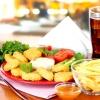 Розподіл продуктів за вмістом жиру
