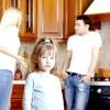 Розлучення молодого подружжя з маленькою дитиною