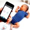 Спеціальний шкарпеточку повідомить батькам про стан немовляти