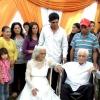 Весілля після 80 років спільного життя