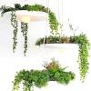 Світильник-кашпо - висячі сади у квартирних умовах